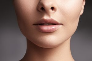 Beauty shot for Chin Augmentation