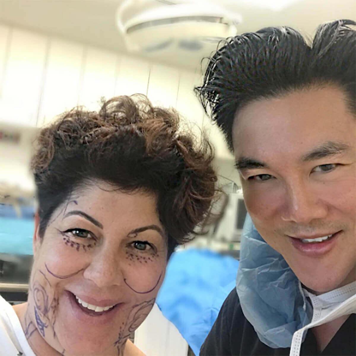 Dr. Kao - Actual Patient